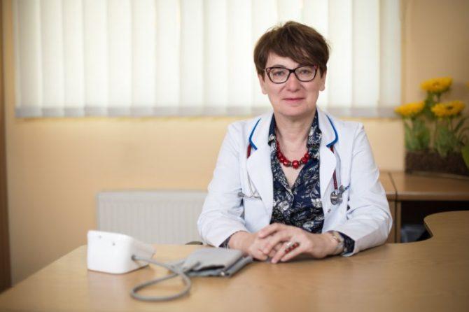 Wyróżnienie dr Tamary Klimiuk